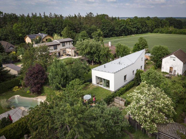 Rodinný dům – malý ale chytrý