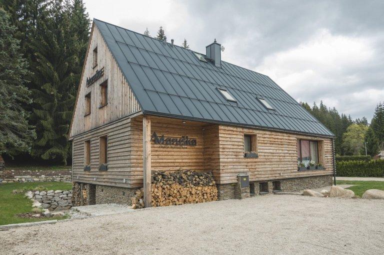 Rekonstrukce horské chaty
