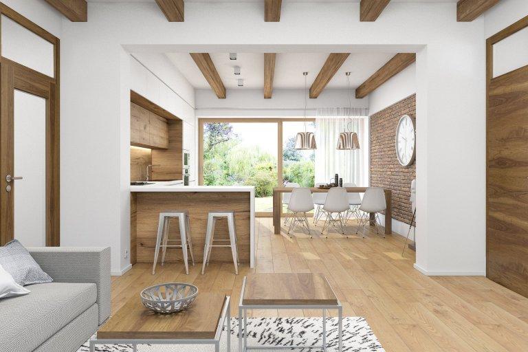 Kompletní rekonstrukce staršího rodinného domu na nový a moderní domov spřiznanými původními prvky. Vnávrhu došlo krazantní změně původní…