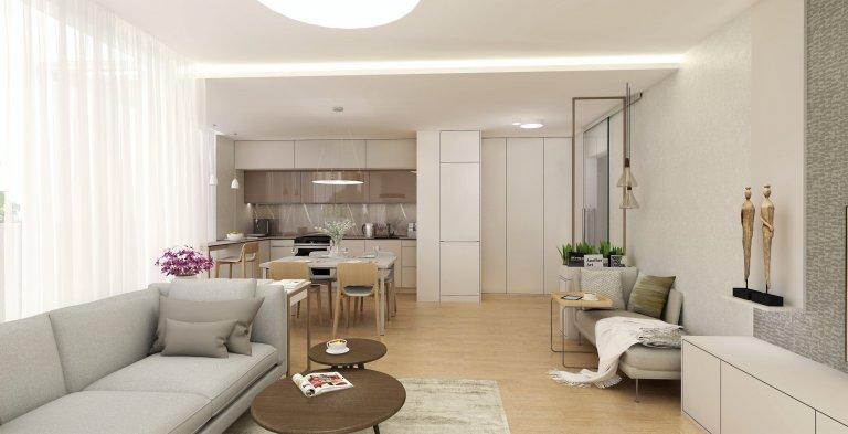 Interiér bytu v novostavbě