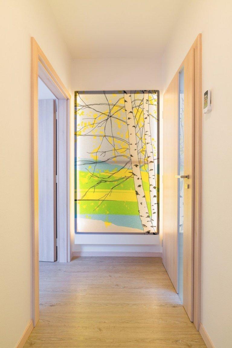 Návrh interiéru podkroví