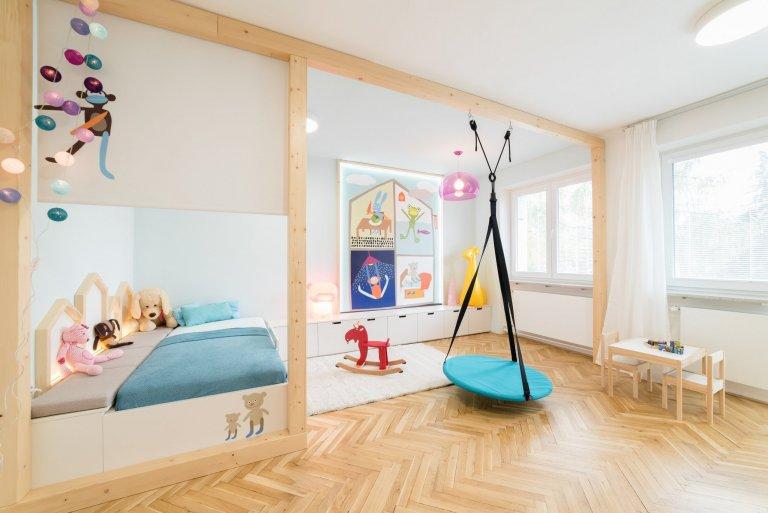 Dětský rostoucí pokoj