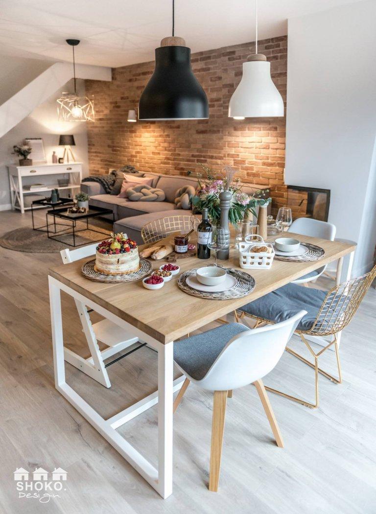 Bydlení s nádechem skandinávie