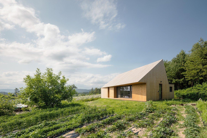 Dům jako geometrická hra s tvary