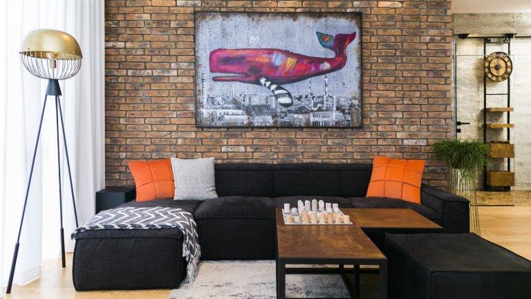Jak spojit vášeň pro postindustriální historii města a jeho drsné klima, se skony pro minimalismus a moderní design? Odpověď na tuto otázku mají architekti z architektonického studia 3DPROJEKT, kteří se postarali o industriální byt nacházející se na pouhých 50 metrech čtverečních.