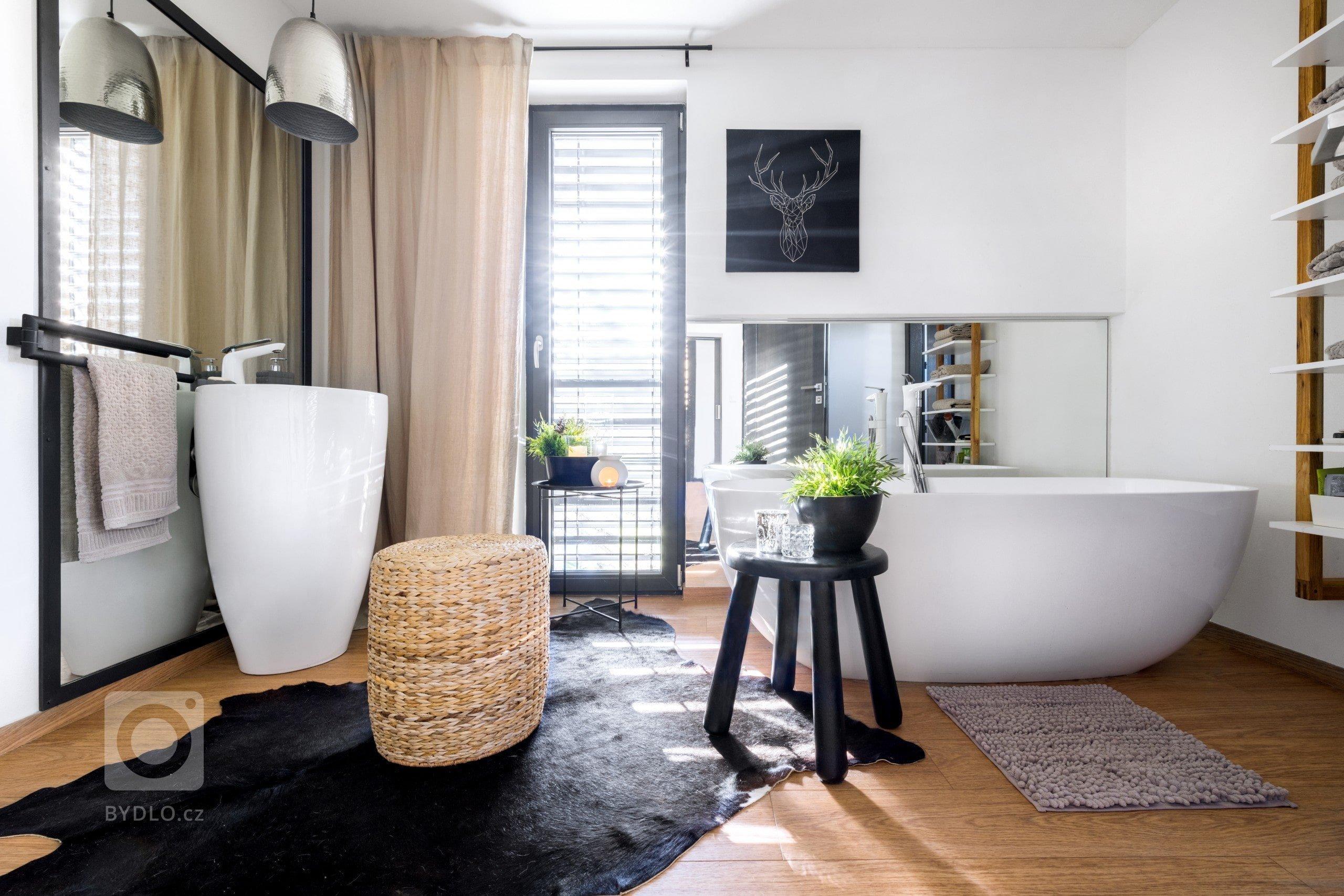 Jak na úložné prostory v malé koupelně