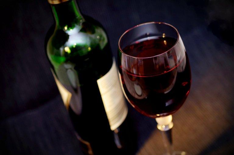 Jak skladovat víno