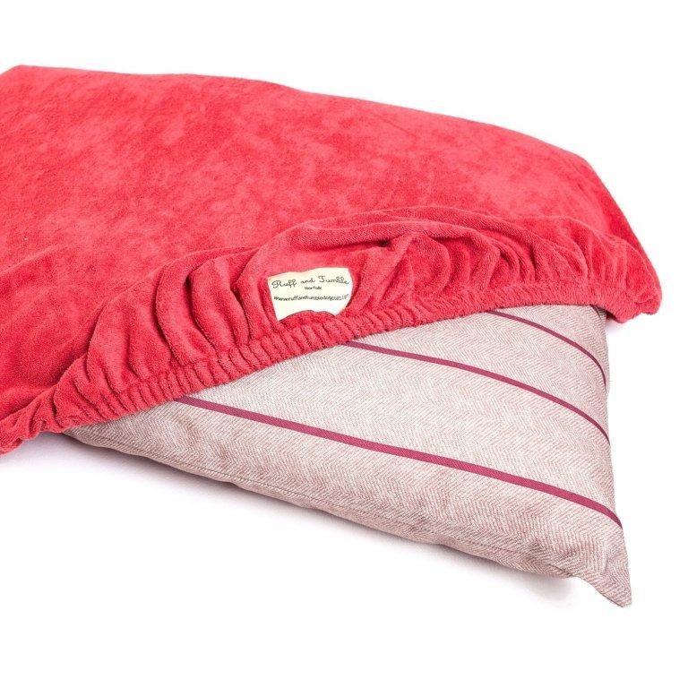 Pelíšek by měl mít odnímatelný povlak pro snadné praní.