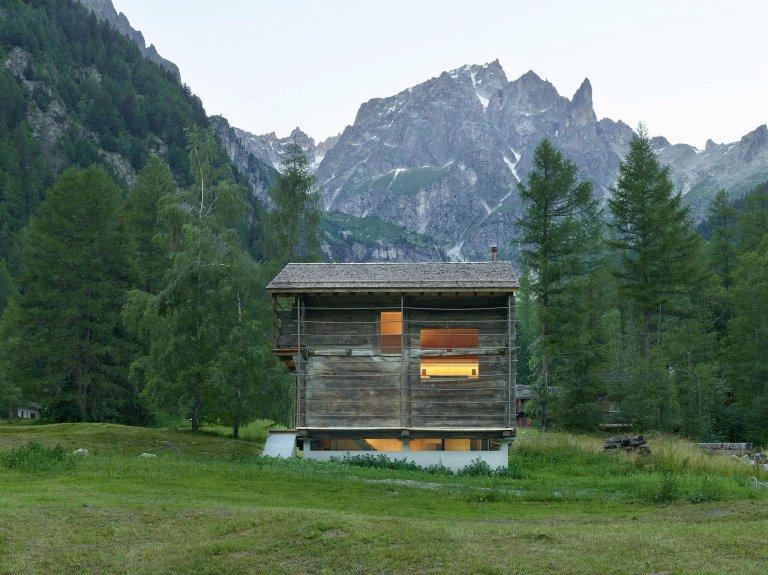 Komfortní bydlení ze staré stodoly