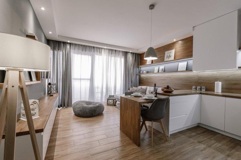 Moderní a vkusné bydlení z Bratislavy