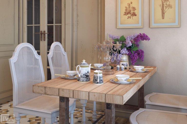 Několik rad pro všechny, kteří milují bydlení ve stylu Provence