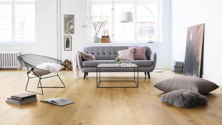 Jak se snáší podlahové vytápění s různými typy krytin?
