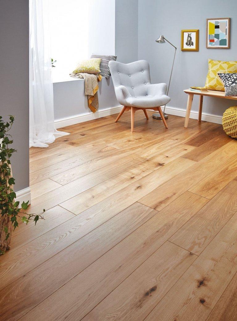 Proč zvolit dřevo na podlahu?