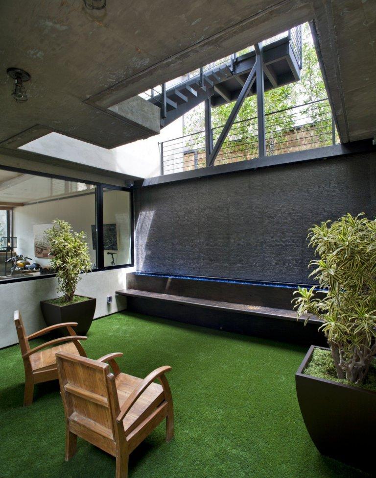 Residence, která je v souznění s okolní přírodou