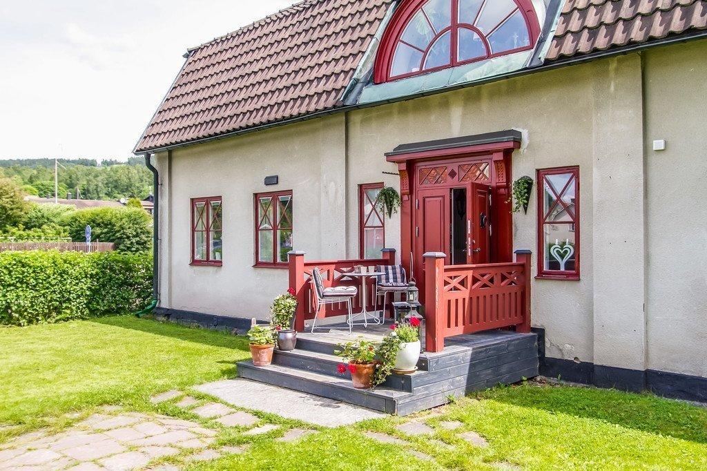 Skandinávský dům ze Švédska