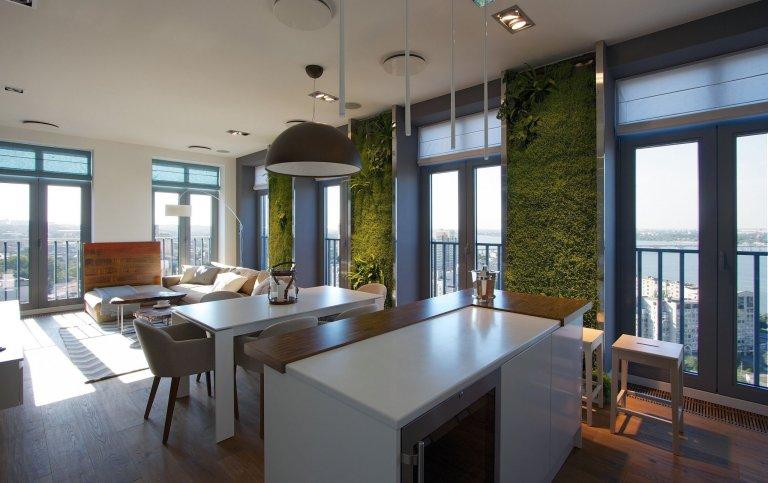 Zeleň je v našich životech velmi důležitá. Není to jen díky jejímu vzhledu, ale i schopnosti čištění vzduchu. Ne každý má velkou zahradu plnou zeleně, právě pro takovéto z nás, jsou vhodnou volbou vertikální zahrady, které můžeme v klidu zakomponovat i do našich bytů či domů.