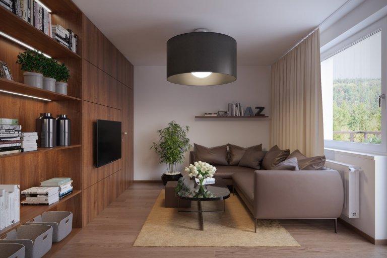 Projekt, v ktorom som vypracoval 3D vizualizácie pre štúdio ZUWE s.r.o, ktoré riešilo návrh interiéru.. Jednalo sa o vzorový byt v novostavbe vo Zvolene kde sa…