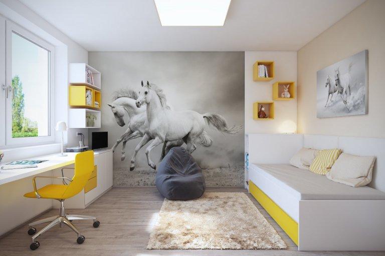 V projekte som vypracoval vizualizácie pre dennú zónu, chodbu, rodičovskú spálňu so šatníkom a samostatnou kúpelňou. V projekte som zvizualizoval aj…