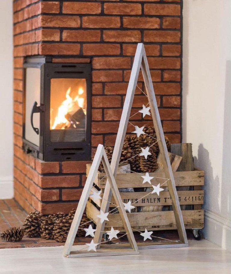 Kreativní Vánoce aneb jde to i bez jehličí