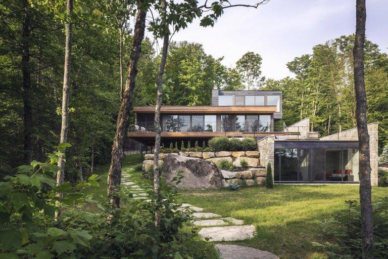 Rezidence na plošině