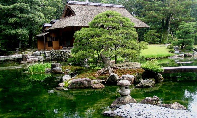 Hledáte klid mysli? Založte si japonskou zahradu