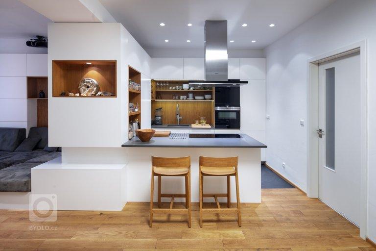 Interiér moderního bytu