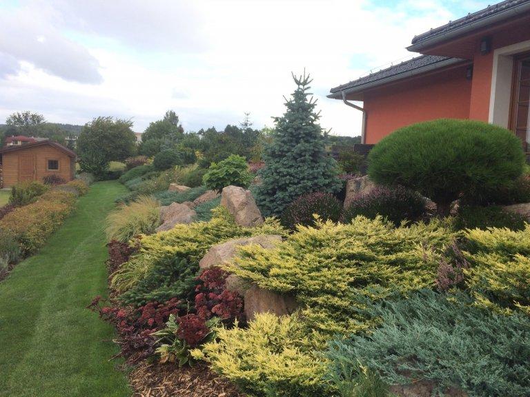 Zahrada Fulnek