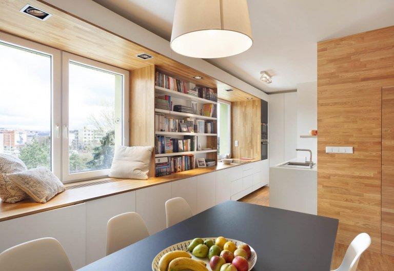 Rekonstrukce a interier bytu