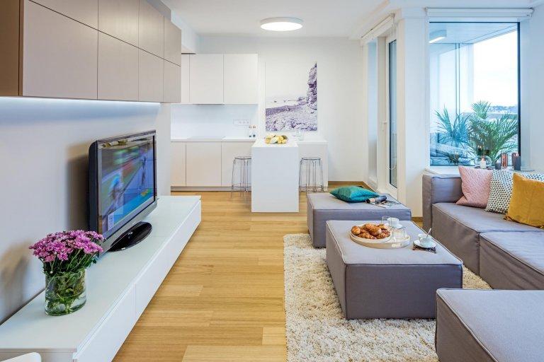Dvoupokojový apartmán