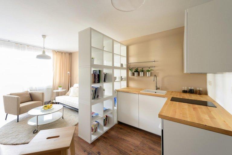Interiér vzorového bytu