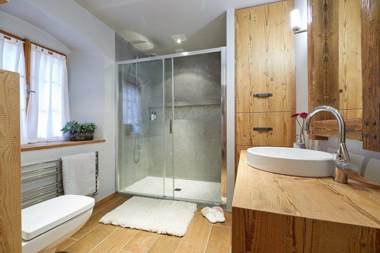 Rekonstrukce koupelny Kokořínsko