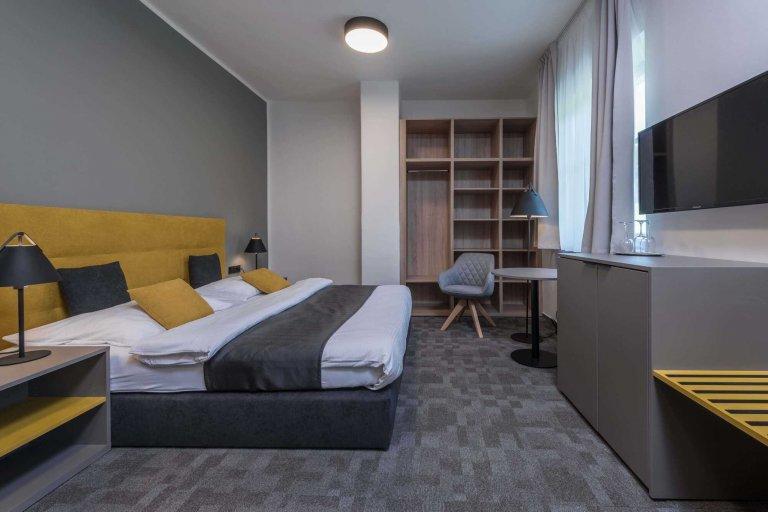 Zastínění hotel Praha
