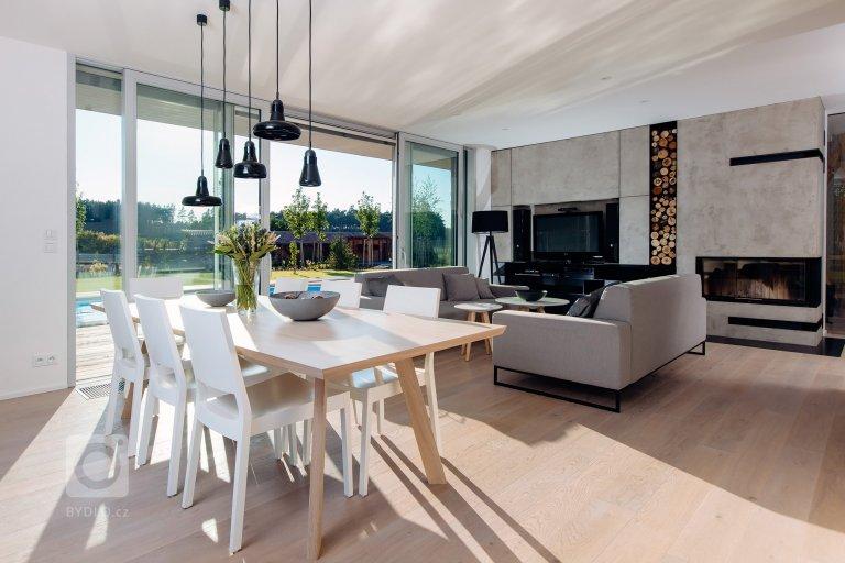 Moderní interiér domu