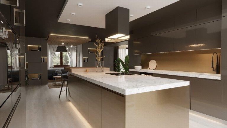 Velmi luxusní zpracování interiéru rodiného domu na Jižní Moravě, kterou jsme pro klienta zhotovili a přetavili v realizaci. Na této zakázce jsme použili mnoho…