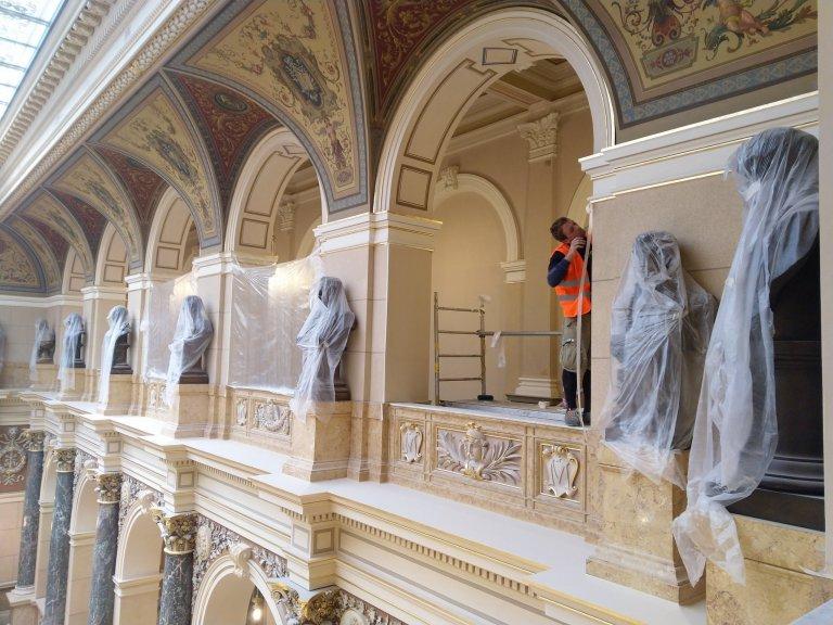 Národní Muzeum Praha - uměleckořemeslné práce