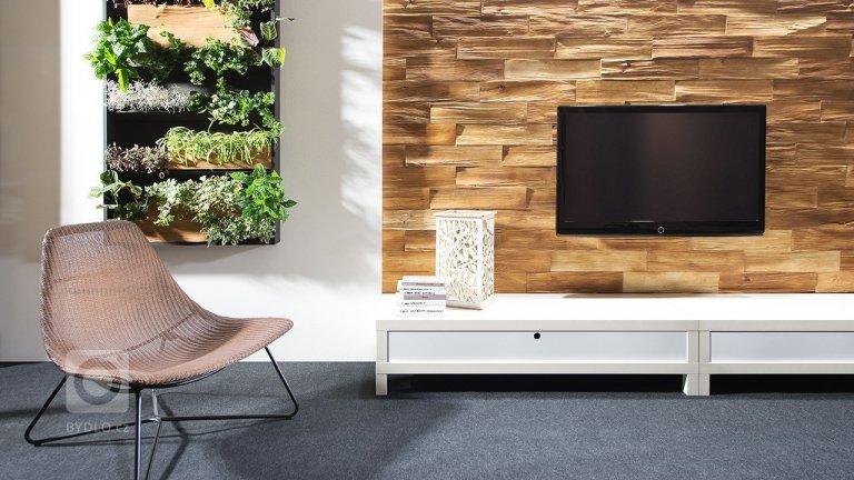 Obklady TIMBER působí realistickým zpracování a dokonalým zbarvením povrchu. Obklady jsou vyrobeny z lehčeného betonu, díky kterému jsou mrazuvzdorné. TIMBER…