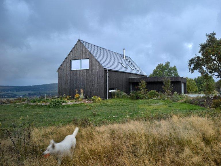 Dům na Větrném Vrchu