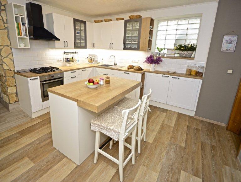 Kuchyně ve stylu Vintige