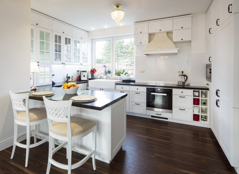 Kuchyně GANT white