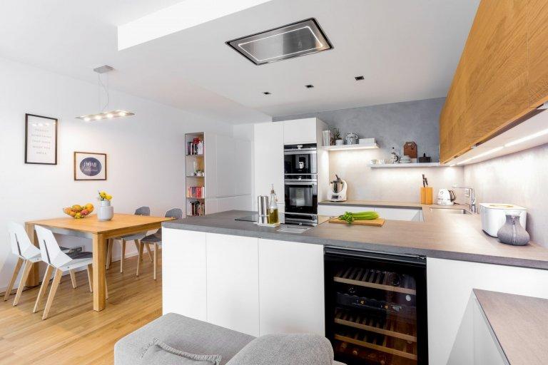 Kuchyně PURE / White-gloss