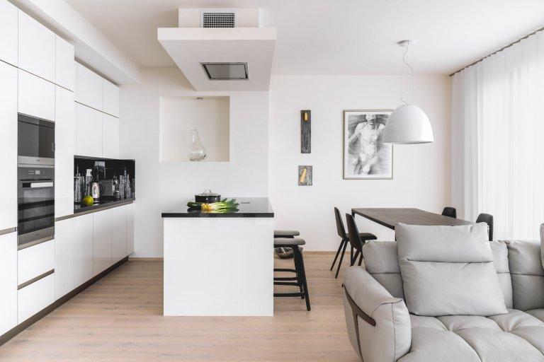 Kuchyně TOP CRYSTAL | WHITE