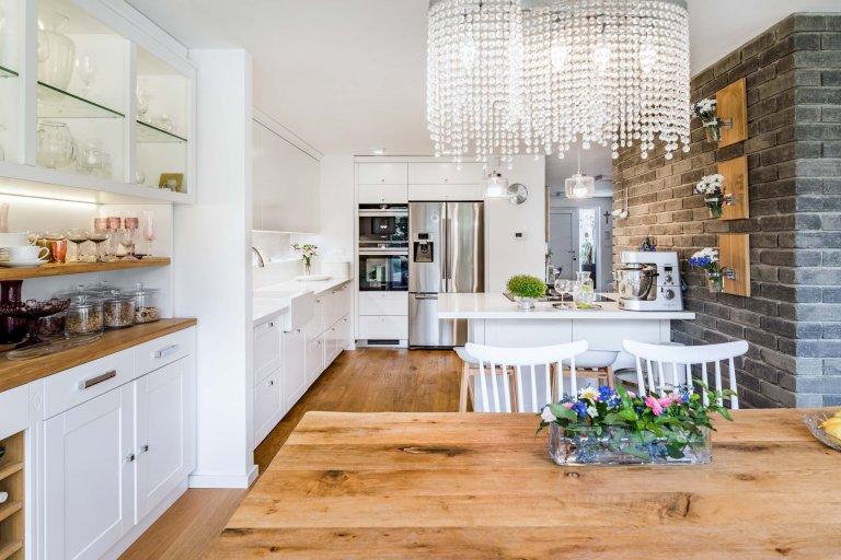 Rustikální kuchyně Style