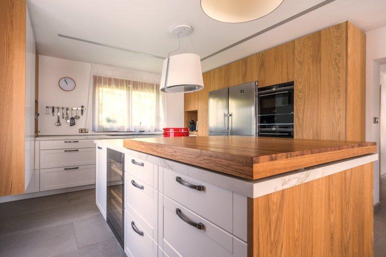 Kuchyně Style / Dub Kartáčovaný