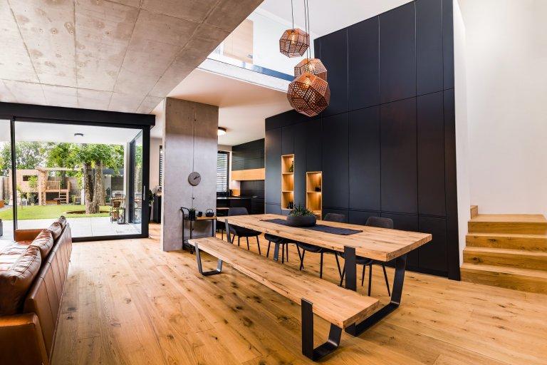 Precizní soulad interiéru