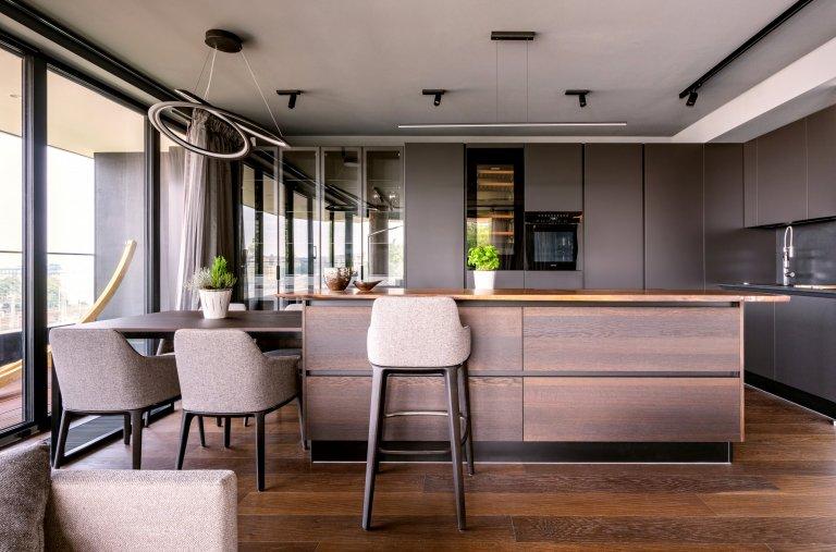Perfektní byt si zaslouží perfektní interiér