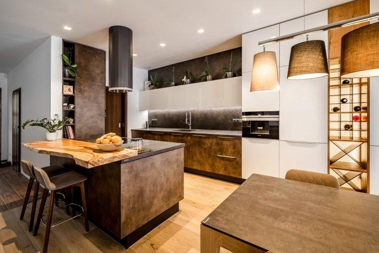 Moderní kuchyně v provedení Trend