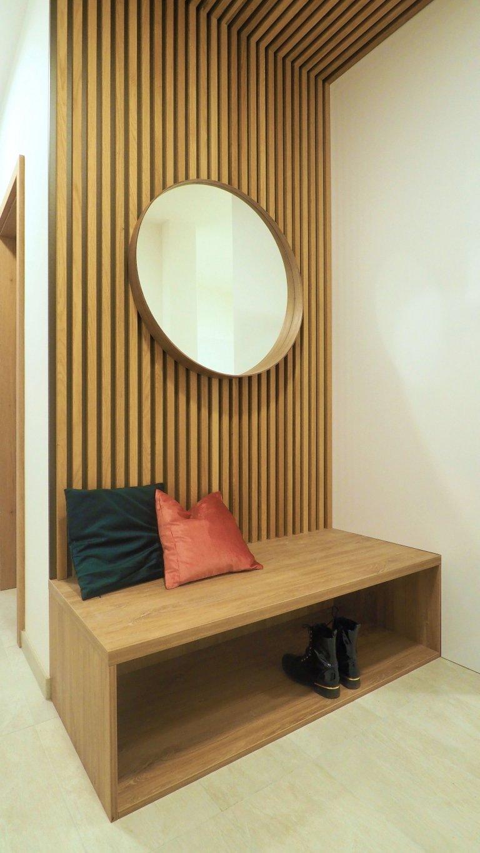 Interiér bytu - Strašnice