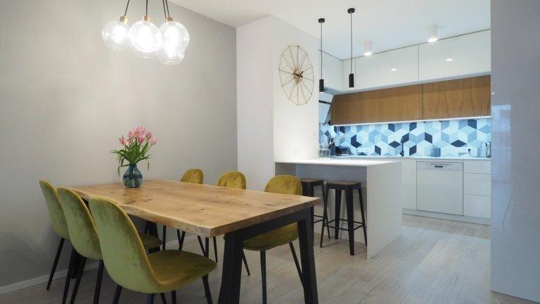 Interiér bytu - Zvěřinova