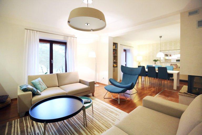 Renovace obývacího pokoje s jídelnou