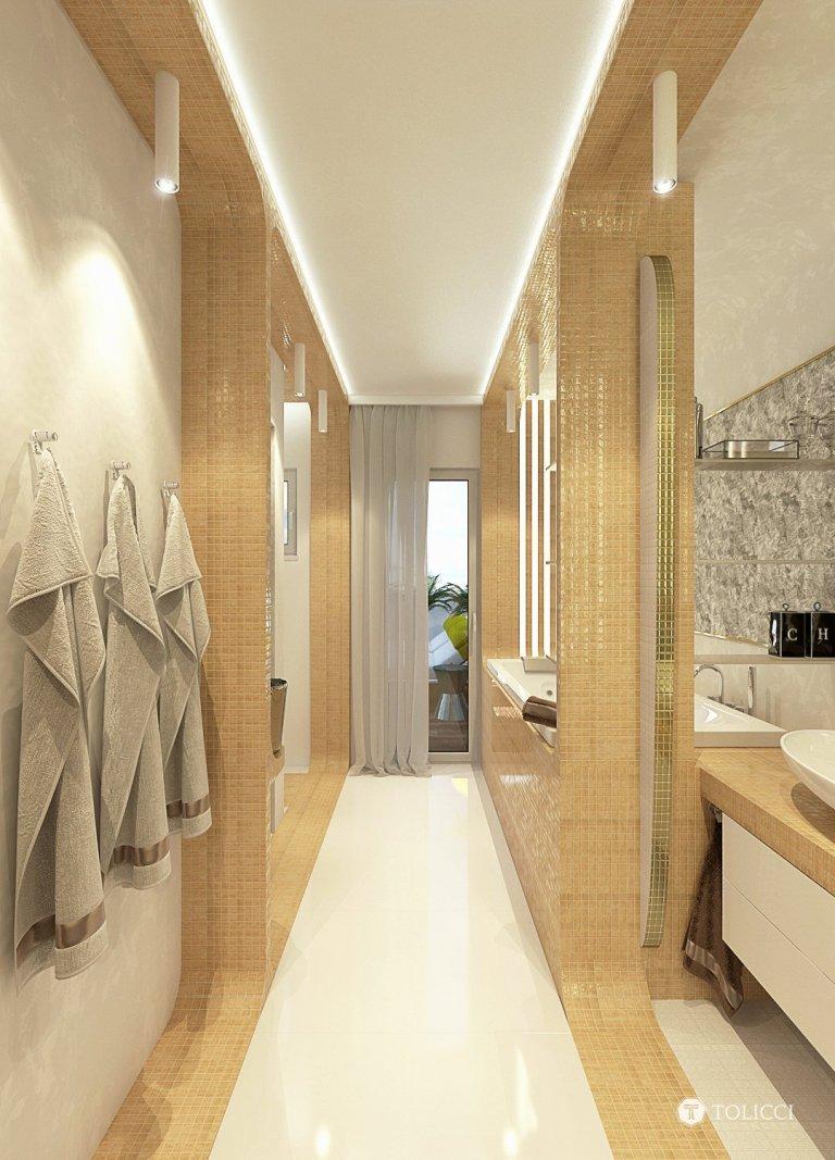 Apartmánová kúpeľňa, Štúrovo
